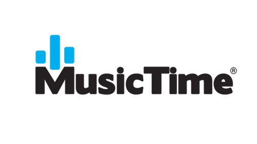 The new MusicTime branding.