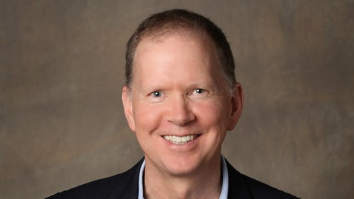 Vanu CEO Andy Beard.