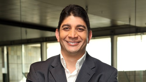 Vodacom Group's CEO, Shameel Joosub