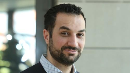 Upstream's deputy CEO, Kostas Kastanis