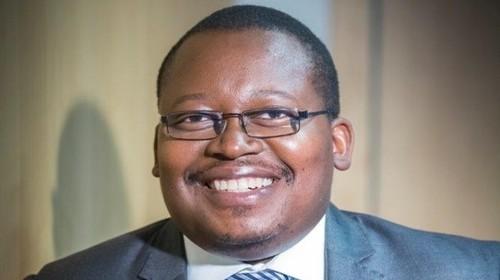 Sibusiso Ngwenya, managing executive for Telkom Financial Services.