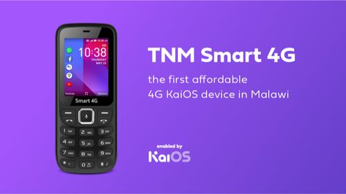 The TNM Smart 4G phone