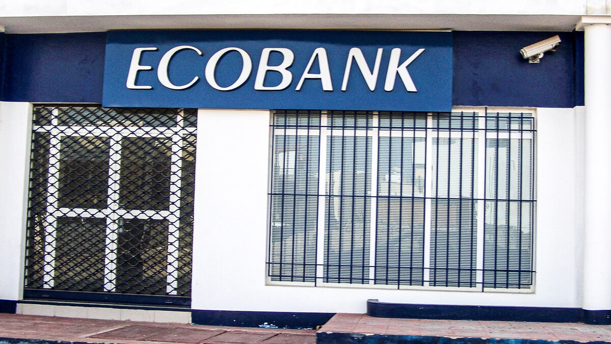 Digital ambitions: Ecobank – this is a branch in Dakar, Senegal – is taking pan-African ambitions to the digital space with its fintech sandbox.  (Source: Serigne Diagne on Flickr CC 2.0)