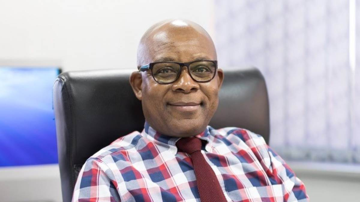 Wellington Makamure, CEO of Liquid Telecom Southern Africa.  (Source: Liquid Telecom)
