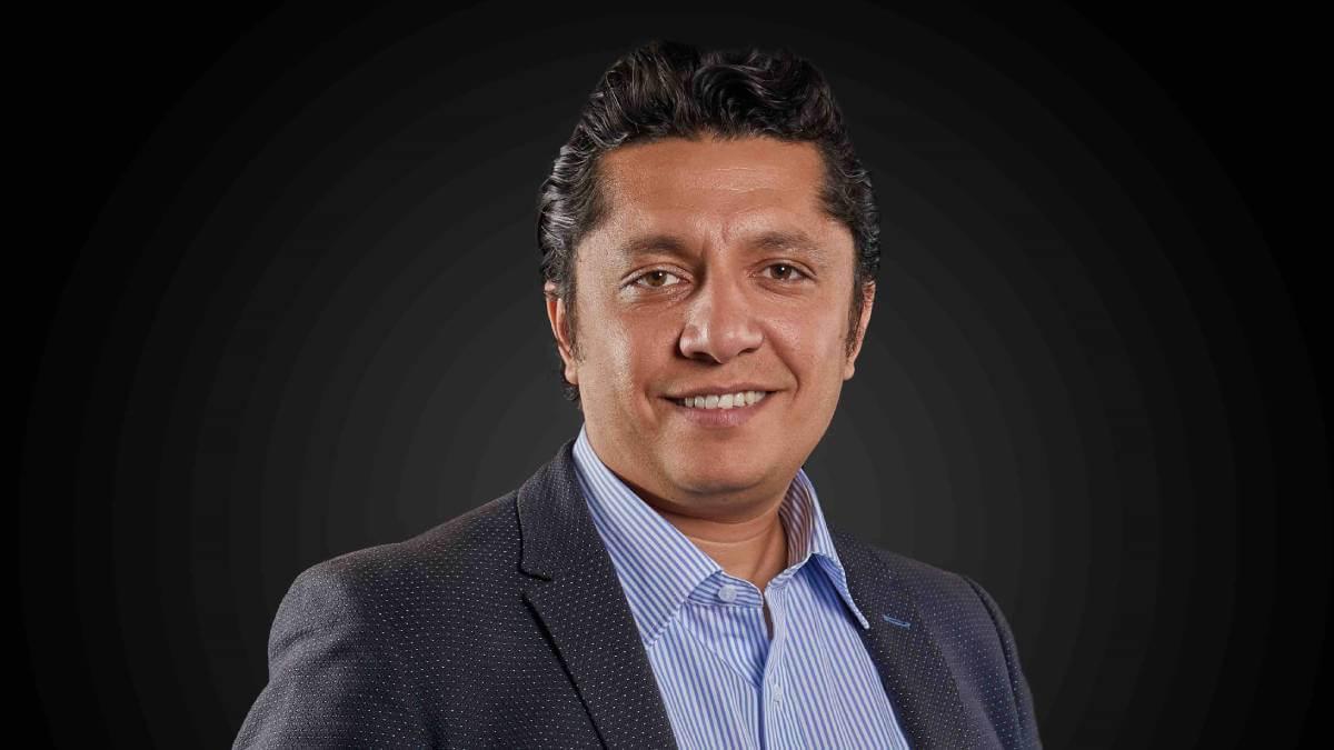 Vezeeta founder and CEO Amir Barsoum.   (Source: Vezeeta)