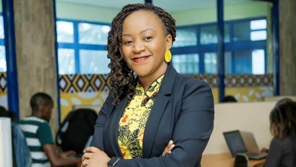 MTN Rwanda CEO Mitwa Ng'ambi.