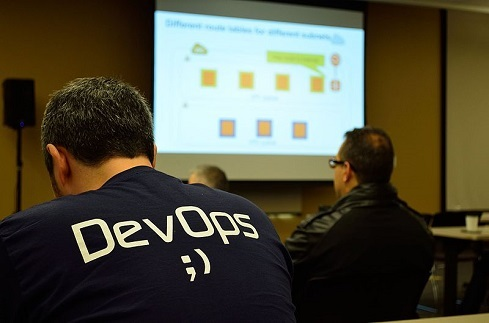 All eyes on DevOps (Source: Wikipedia)