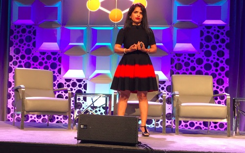 Target's Lakshmi Sharma says open source plays a strategic role for the retailer.