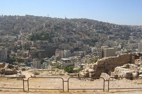 Amman, Jordan (Source: Voilia via Pixabay)