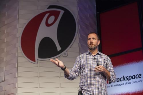 Outgoing Rackspace CEO Taylor Rhodes