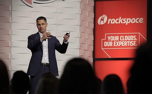 New Rackspace CEO Joe Eazor (Source: Rackspace)