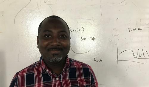 Nyansa CEO Abe Ankumah