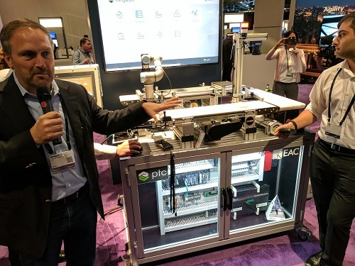 IoT at HPE Discover.