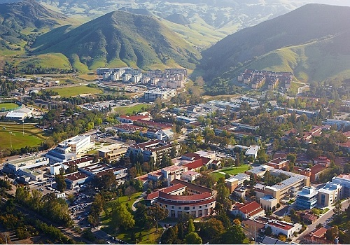 Cal Poly College of Science & Mathematics (Source: California Polytechnic State University)