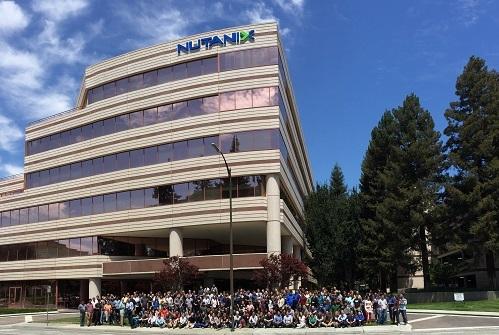 Nutanix HQ (Source: Nutanix)
