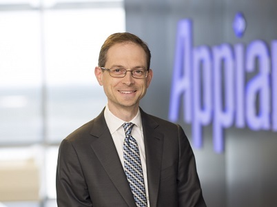 Appian CEO Matt Calkins