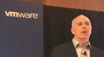 VMware's Erik Frieberg