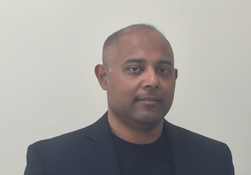 Juniper's Pratik Roychowdhury