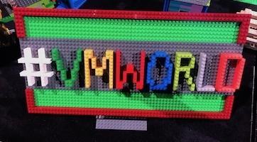 From VMworld US a few weeks ago in Las Vegas.