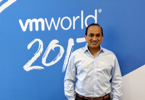 VMware COO Sanjay Poonen