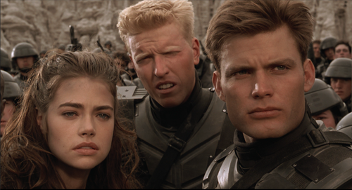 That's not Cisco's Project Starship. It's Starship Troopers, the movie.