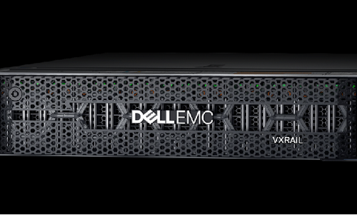 Dell EMC's VxRail appliance