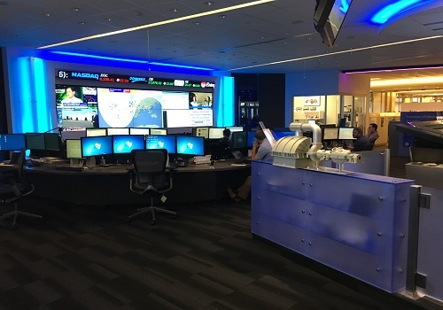 GE Power's Monitoring and Diagnostic Center in Atlanta