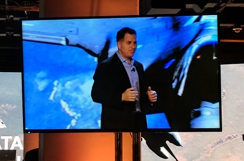 CEO Michael Dell in New York City
