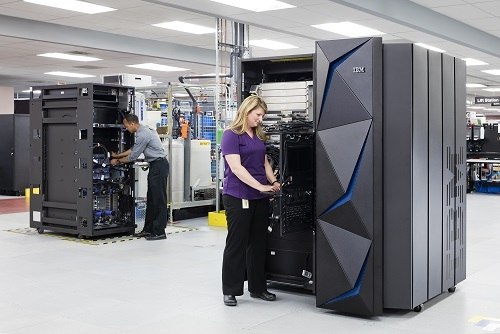 Mainframes are now cool, and profitable, again