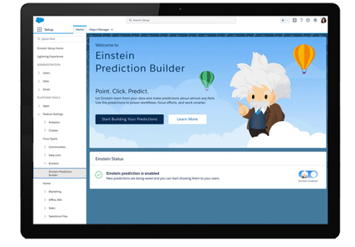 The new update to Einstein