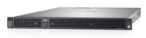 Dell EMC PowerEdge C4140 is the hardware component of machine learning bundles introduced by Dell EMC.