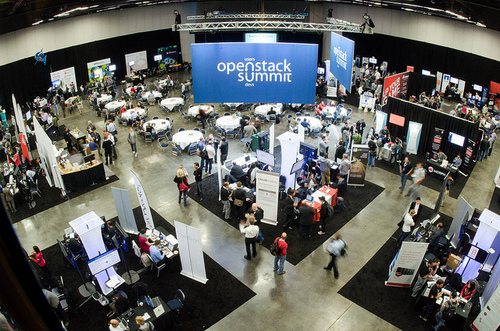 OpenStack Summit 2013. Photo by (CC BY-SA 2.0)