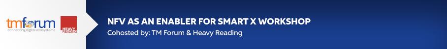 NFV AS AN ENABLER FOR SMART X WORKSHOP
