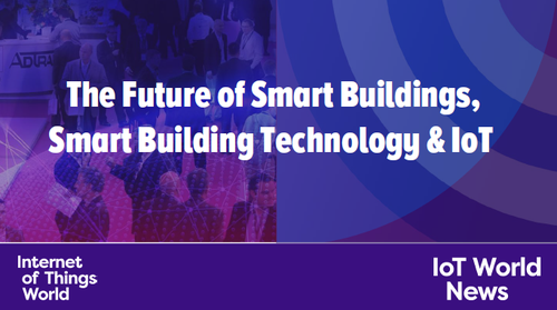 The smart buildings market is on the cusp of significant growth.
