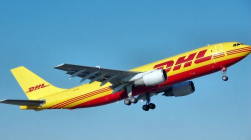 For DHL the supply chain spans trains, planes, automobiles & more.