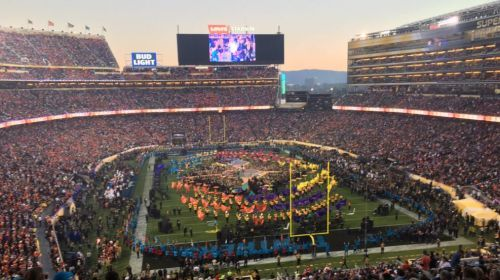 Uber, Google, SAP, Visa, Intel and other Silicon Valley innovators collaborated to make Super Bowl 50 one to remember