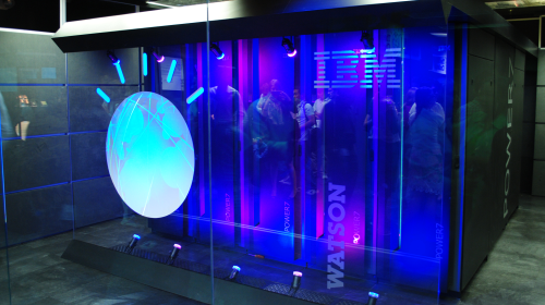 IBM Watson is developing a variety of IIoT wonders at its Munich-based HQ.