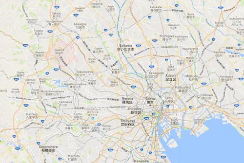(Source: Courtesy of Google Maps)