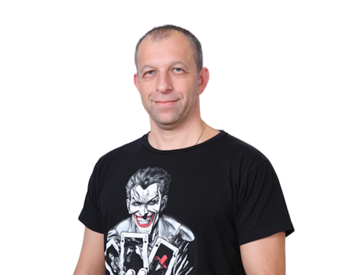Demisto co-founder and CEO Slavik Markovich