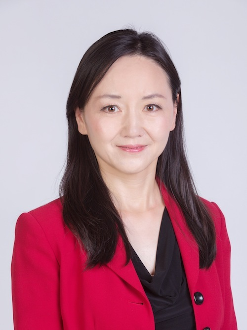 Dr. May Wang, co-founder and CTO of Zingbox