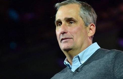 Intel CEO Brian Krzanich (Source: Intel)