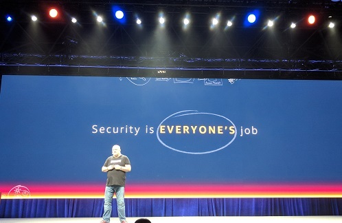 AWS CTO Werner Vogels\r\n(Source: Security Now)\r\n