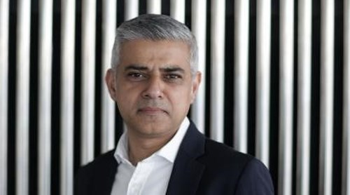 London Mayor Sadiq Khan is ponying up nearly  GB pound 107k for a Chief Digital Officer... form an orderly queue!