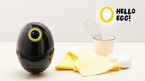 Companies are creating AI egg timers, to make cooking 'smart'. Image: Hello Egg