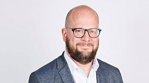 Theo Blackwell, London's first Chief Digital Officer.