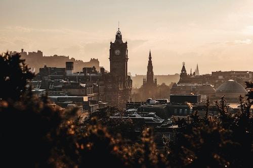 Edinburgh is emerging as a major UK tech hub to rival London, Manchester, Cambridge and Dublin in Ireland. Image: Adam Wilson, Unsplash