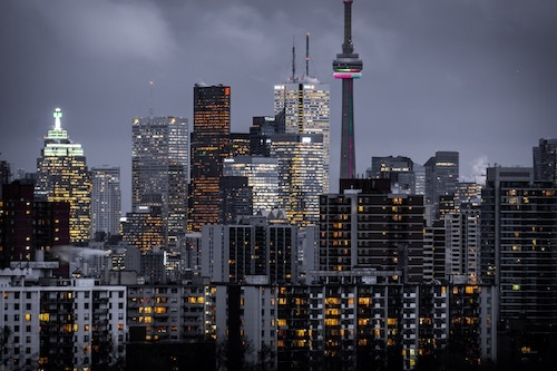 Canada's tech industry has been growing recently, with Toronto the home of many tech organizations.  (Image: Zia Syed, Unsplash)