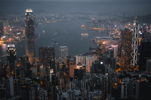 Hong Kong is one of the most technologically advanced cities in the world, but does that make it a smart city? (Image: Naletu, Unsplash)