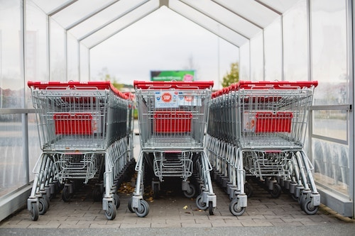 Technology has changed how we shop, from physical trollies to online baskets. How will next-gen tech alter that even further? (Image: Markus Spiske, Unsplash)
