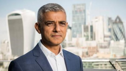 Mayor of London, Sadiq Khan: 'Everything entrepreneurs need is here in one place.'